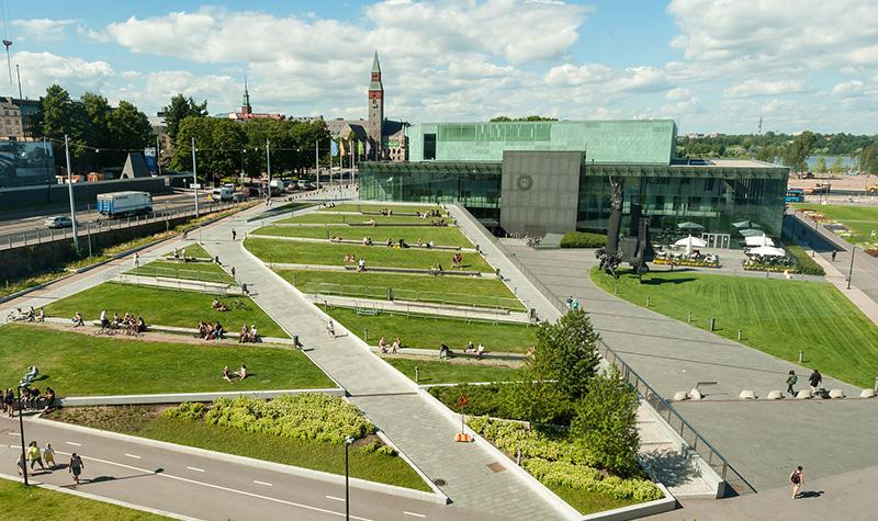 Progettazione e realizzazione giardini privati e pubblici for Progettare spazi verdi